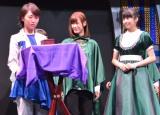 モーニング娘。'16(左から)工藤遥、生田衣梨奈、牧野真莉愛 (C)ORICON NewS inc.