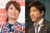 前田健さんを追悼した(左から)はるな愛、原口あきまさ (C)ORICON NewS inc.