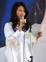 『熊本地震チャリティーイベント』を行ったIris(C)ORICON NewS inc.