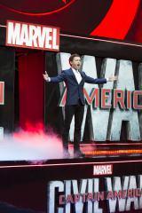 スパイダーマン役のトム・ホランド(C)2016 Marvel.