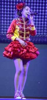 歌手としての夢舞台には「日本武道館、東京ドーム」を挙げた (C)ORICON NewS inc.