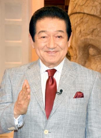 TBS系『世界ふしぎ発見!』放送30周年記念囲み取材に出席した草野仁 (C)ORICON NewS inc.