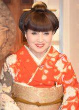 TBS系『世界ふしぎ発見!』放送30周年記念囲み取材に出席した黒柳徹子 (C)ORICON NewS inc.