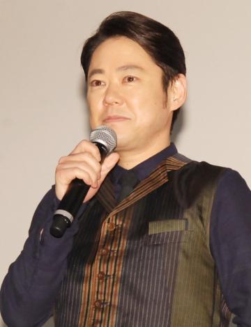 映画『殿、利息でござる!』公開直前トークイベントに出席した阿部サダヲ (C)ORICON NewS inc.