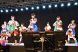 現役僧侶バンドとコラボレーションした私立恵比寿中学 (C)oricon ME inc.