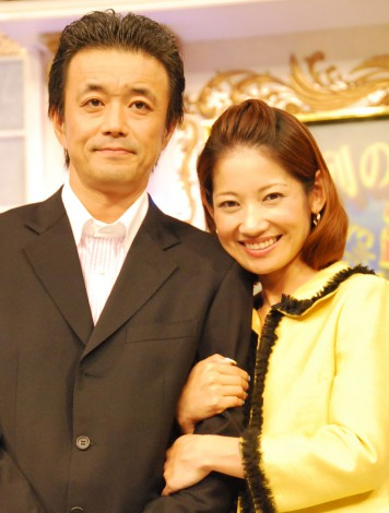 サムネイル 金山一彦&大渕愛子夫妻に第1子男児が誕生 (C)ORICON NewS inc.