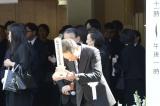 川島なお美さん葬儀より 撮影:鈴木かずなり