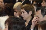 川島なお美さんの葬儀に参列した秋野暢子