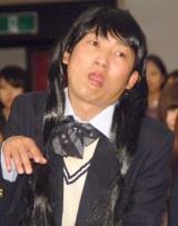映画『劇場霊』女子学生限定試写会イベントに出席したNON STYLEの石田明 (C)ORICON NewS inc.