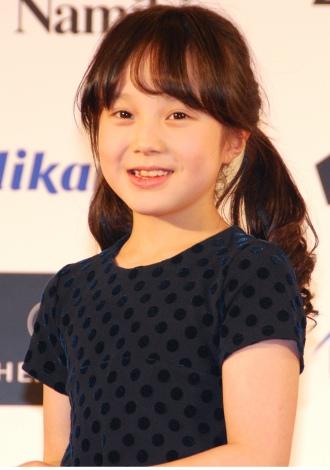 『第12回万年筆ベストコーディネイト賞2015』表彰式に出席した本田紗来 (C)ORICON NewS inc.