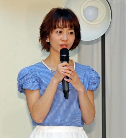 夫・オリエンタルラジオ中田の再々ブレイクを喜んだ福田萌 (C)ORICON NewS inc.