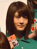 『セブン-イレブン×乃木坂46』記者発表会に出席した若月佑美 (C)ORICON NewS inc.