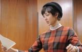 NHK総合で4月30日スタート『トットてれび』第1回より。試験は失敗続きだったが、なぜか合格(C)NHK