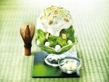 パブロ初のかき氷は『焼きたて宇治抹茶チーズタルト』をイメージ
