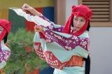 NHK大河ドラマ『真田丸』第17回(5月1日放送)踊り子のなかに信繁が見つける人物は…琵琶湖に飛び込んで亡くなったと思われていた姉の松(木村佳乃)!?(C)NHK