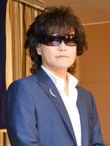 洗脳時代を振り返ったX JAPAN・Toshl (C)ORICON NewS inc.