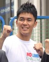 「パラリンピックの魅力を発信していきたい」と決意を新たにした武井壮 (C)ORICON NewS inc.