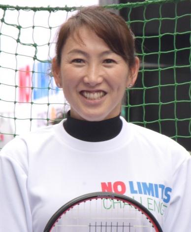 パラリンピック競技の魅力体感型イベント『NO LIMITS SPECIAL GINZA&TOKYO』に登場した杉山愛 (C)ORICON NewS inc.