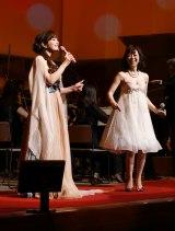 今秋、東京・名古屋・大阪3公演で共演する岩崎宏美、岩崎良美姉妹