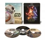 『スター・ウォーズ/フォースの覚醒 MovieNEX(初回版)』 (C)2016 & TM Lucasfilm Ltd. All Rights Reserved.