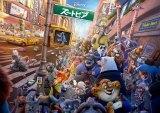 ディズニー長編アニメーション『ズートピア』(C)2016 Disney. All Rights Reserved.
