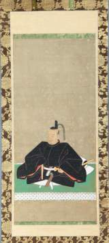 『真田信之画像』(江戸時代 長野・大鋒寺所蔵)