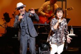 26年ぶりに「ふたりの愛ランド」をデュエットしたChageと石川優子