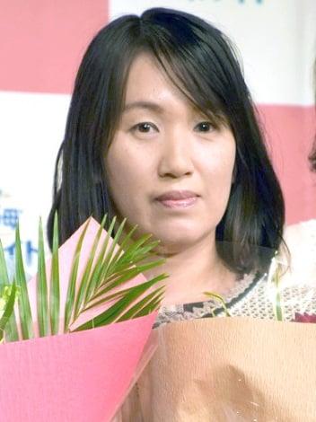 『第9回ベストマザー賞2016』授賞式に出席した湊かなえ (C)ORICON NewS inc.