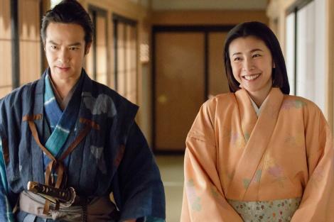 NHK大河ドラマ『真田丸』第19回(5月15日放送)では信繁と茶々が急接近!?(C)NHK