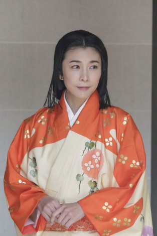 NHK大河ドラマ『真田丸』茶々役で出演中の竹内結子(C)NHK