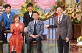 『行列のできる法律相談所』収録の模様 (C)日本テレビ