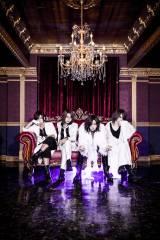 11月1日の東京・TSUTAYA O-EAST公演で解散するSCREW