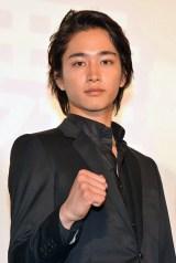 映画『ROAD TO HiGH&LOW』初日舞台あいさつに登壇した佐藤寛太 (C)ORICON NewS inc.