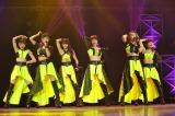 ライブツアー初日を迎えたフェアリーズ(写真左から)林田真尋、伊藤萌々香、下村実生、藤田みりあ、野元空、井上理香子