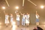 ライブツアー初日を迎えたフェアリーズ(5月5日=千葉・舞浜アンフィシアター)
