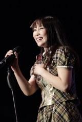 第3回JKT48総選挙で初の選抜入りを果たした近野莉菜(C)JKT48project