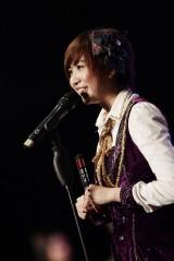 第3回JKT48総選挙で2位になったガイダ・ファリシャ(C)JKT48project
