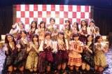 第3回JKT48総選挙表題曲選抜メンバー(C)JKT48project