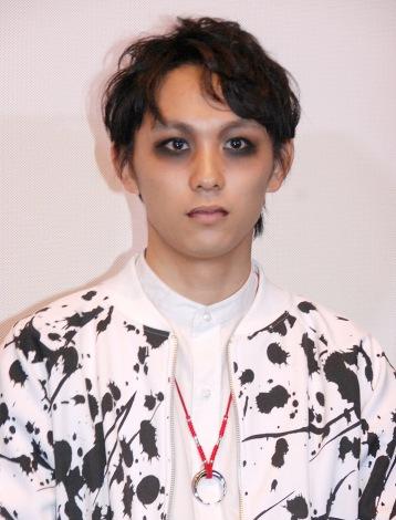 映画『シマウマ』の完成披露上映会に出席した須賀健太 (C)ORICON NewS inc.