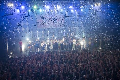 Zepp Fukuoka最終公演は「アジアの純真」でフィナーレ 写真:山本倫子