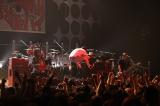 『Zepp福岡Bye Bye バイ』に出演した山口隆(サンボマスター) 写真:山本倫子