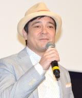 天国の今井雅之さんに誓いを立てた川平慈英 (C)ORICON NewS inc.