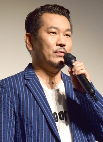 映画『マクベス』公開直前 恐妻家VS愛妻家イベントに出席したFUJIWARA・藤本敏史 (C)ORICON NewS inc.