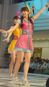 新曲「泡沫サタデーナイト!/The Vision/Tokyoという片隅」発売記念イベント リハーサルの模様 (C)ORICON NewS inc.