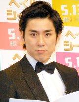 意気込みすぎ? 初の映画イベントに出席した高畑裕太 (C)ORICON NewS inc.