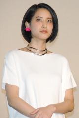 映画『MARS〜ただ、君を愛してる〜』(6月18日公開)完成披露試写会に出席した山崎紘菜 (C)ORICON NewS inc.