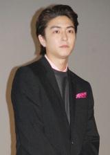 映画『MARS〜ただ、君を愛してる〜』(6月18日公開)完成披露試写会に出席した稲葉友 (C)ORICON NewS inc.