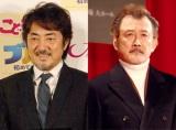 蜷川幸雄さんを追悼した(左から)市村正親と吉田鋼太郎 (C)ORICON NewS inc.