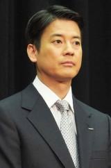 蜷川幸雄さんを追悼した唐沢寿明 (C)ORICON NewS inc.
