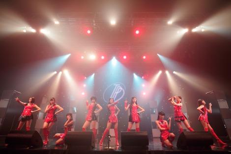 4都市Zeppツアー最終公演をZepp DiverCityで開催した東京パフォーマンスドール